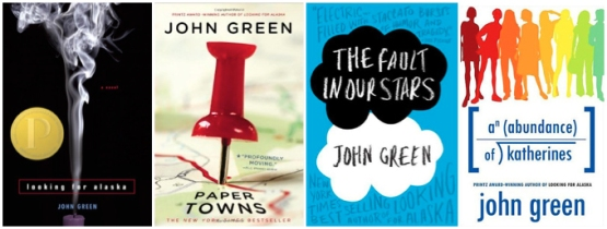 Image result for john green books