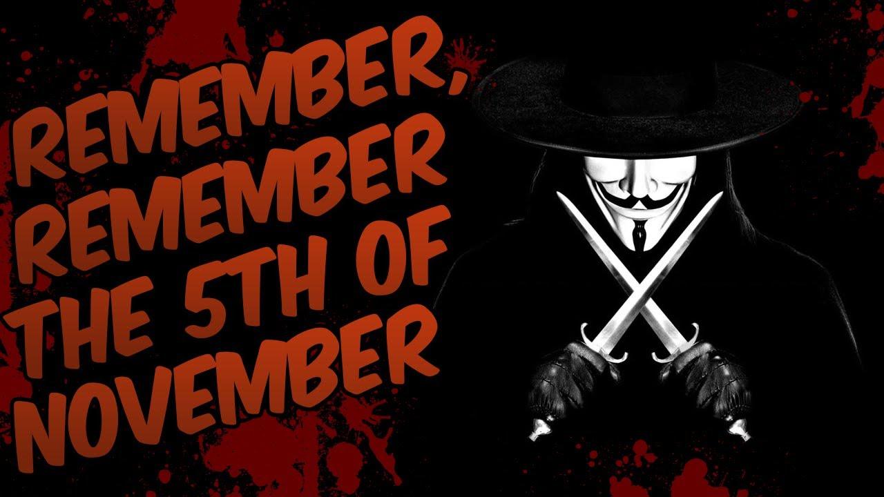 Pop Culture Footnotes_V for Vendetta