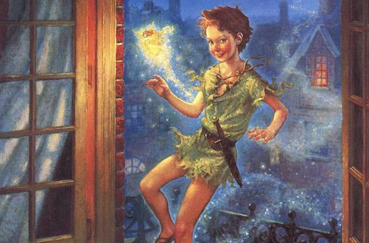 Pop Culture Footnotes_Peter Pan