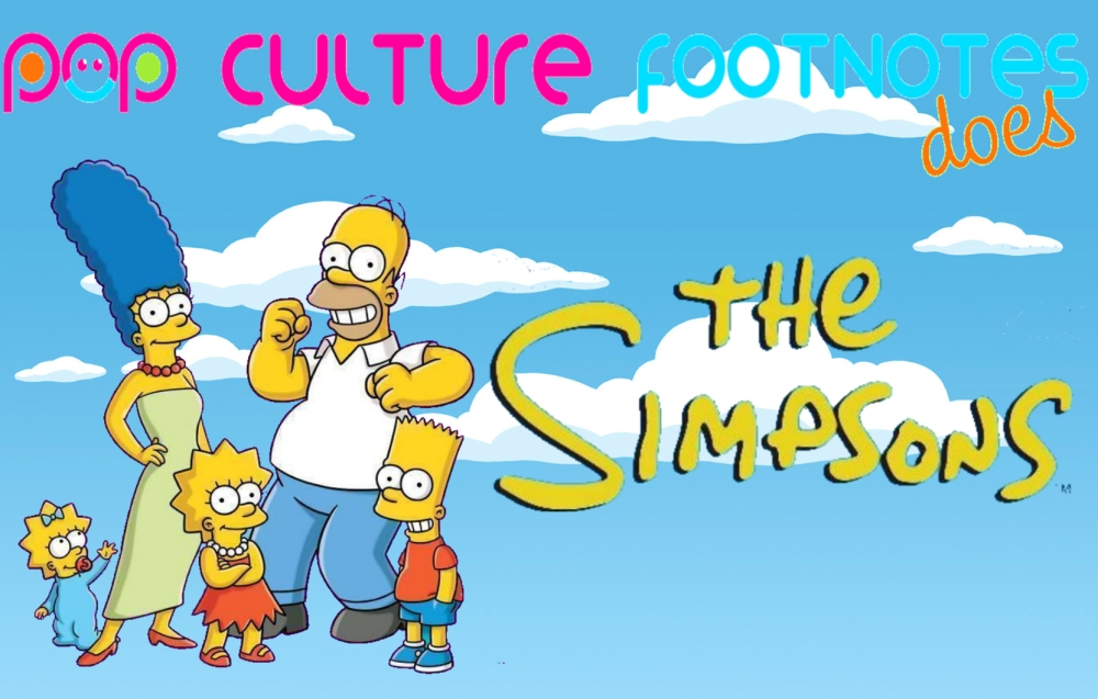 Pop Culture Footnotes_The Simpsons